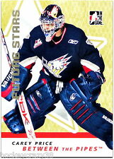 2006-07 Between The Pipes - CAREY PRICE #7