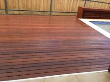 70 x 19mm Merbau Decking, Random Length Screening Std & Btr Grade