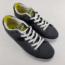 Diadora 1977 Men's Shoes Sz 8 Gray Black Sneakers Skateboard Casual Lace Up