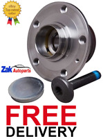 AUDI A3 MK2 1.6 FSi 1.8 1.9 TDi 2.0 2004-2011 REAR WHEEL BEARING HUB KIT ABS NEW