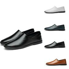 Chic Mens Pumps Slip On Outdoor Casual Driving Loafers Walking Gommino Shoes New