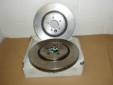 MG ZT 2.5 V6 2001on VL1610 Vented Veco Front Brake Discs (Pair)