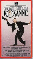 Roxanne (VHS, 1987) Steve Martin, Daryl Hannah