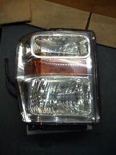 2008 2009 2010 Ford F250 SD Super Duty OEM Right Head Light Lamp #A260