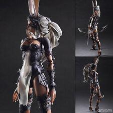 SQUARE ENIX Final Fantasy XII FF12 Play Arts Kai Fran Action Figure NO Box
