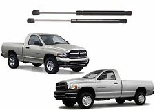 Pair 2002-2008 Dodge Ram 1500/2500/3500 Hood Struts Shocks Gas New Free Shipping