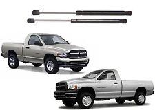 Pair 2002-2007 Dodge Ram 1500/2500/3500 Hood Struts Shocks Gas New Free Shipping