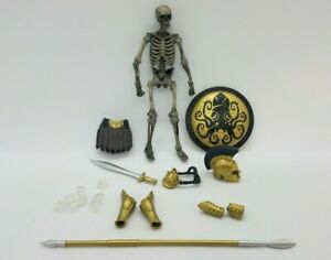 Boss Fight Studio Vitruvian HACKS - WARRIOR SKELETON figure parts - YOU PICK
