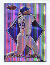 1999 Bowman's Best Refractor #142 Adrian Beltre #/400 Los Angeles Dodgers