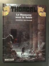THORGAL - T26 : Le royaume sous le sable - EO