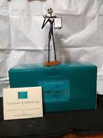 Walt Disney Classic Collection WDCC Jack Nightmare Before Christmas in Box COA