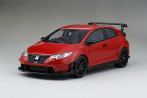 Honda Civic Type-R (FK2R) Mugen milano-rot 2015 - 1:18 - Top Speed