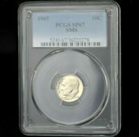 1965 Roosevelt Dime~PCGS SP67~Special Proof~SMS~10C~Combined Shipping~!