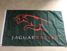 Jaguar racing XKR XK XJS F Type E TYPE XJ220 mk 1 mk 2 420 workshop flag banner
