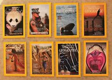 National Geographic 1993; Feb, April, May, June, August, Sept. Nov. & December