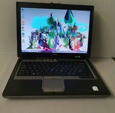Dell Latitude ATG D620 Rugged Laptop Intel Core2Duo 3GB 80GB Serial Port WIFI