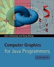 Computer Graphics for Java Programmers-ExLibrary