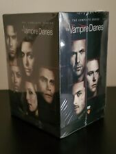 The Vampire Diaries Complete Series Season 1,2,3,4,5,6,7,8 DVD FREE SHIPPING !