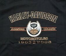 Harley Davidson 105Th Anniversary Shirt Nwt Men's small