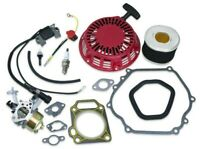 Tune Up Kit Fits Honda GX270 Carburetor Air Filter Recoil Gaskets Ignition Coil