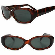Deadstock True Vintage 80s 90s Indie Hip Fashion Tortoise Rectangle Sunglasses