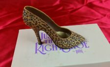 """Just The Right Shoe, """"Leopard Stiletto"""" 1999, Item 25017"""