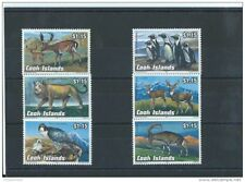 LOT : 022015/040 - COOK 1992 - YT N° 1071/1076 NEUF SANS CHARNIERE ** (MNH) GOMM