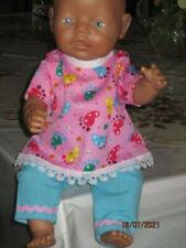Baby Born  Kleidung gr 43 cm 2 teilig  ohne Puppe neu