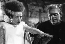Bride of Frankenstein Poster, Classic American Horror Film