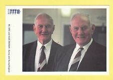 CRICKET - CLASSIC CRICKET POSTCARD - NO. 95  -  THE  BEDSER  TWINS  OF  SURREY