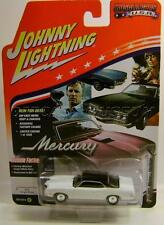 1971 '71 MERCURY MONTEGO WHITE MUSCLE CARS USA DIECAST JOHNNY LIGHTNING JL 2016