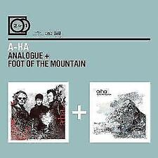 2 For 1: Analogue/Foot Of The Mountain von A-ha (2012)