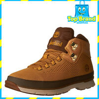 Timberland Mens Eurohiker SF LT Spacer Wheat Light Boots A1JAR Casual Sneakers