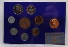 Oostenrijk - Austria 1989 Kleinmunzensatz Austrian Mint Set UNC