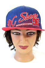 DC Shoes Shoe Company USA Script New Era Baseball Trucker Cap Hat Snapback
