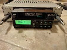 RARE Vintage Kenwood KRC-3006 AM FM Radio Shaft Style w/ Harness