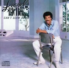 Can't Slow Down by Lionel Richie (CD, 1992, Motown)