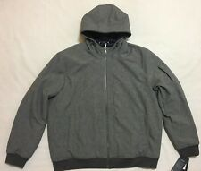 NWT,TOMMY HILFIGER MENS WATER & WIND RESISTANT DOUBLE ZIP...