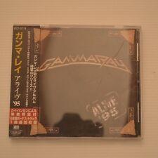 GAMMA RAY - ALIVE '95 - 1996 JAPAN CD