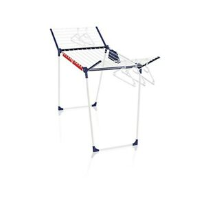 Leifheit Pegasus 200 Solid Free Standing Wing Clothes Laundry Airer Dryer 81516