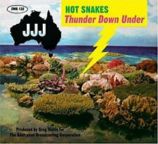 Hot Snakes - Thunder Down Under CD ** Free Shipping**