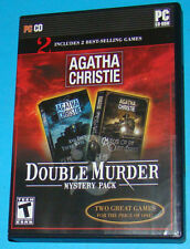 Agatha Christie - Double Murder Mystery Pack - PC