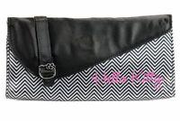 Hello Kitty Vibrant Black/White Zig Zag Clutch Bag HP3067942