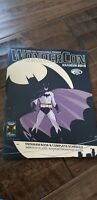 2019 SDCC WONDERCON PROGRAM DC BATMAN 80TH LEE WEEKS EXCLUSIVE # 1000 COVER ART