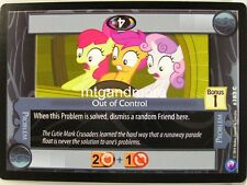 My Little Pony - 2x #183C Out of Control - Canterlot Nights