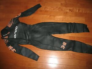 Orca 3.8 Mens Wetsuit - New - Size 7