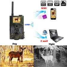 12MP HC-300M HD Digital Infrared Trail Hunting Video Camera 940NM MMS GPRS US