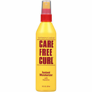 SoftSheen Carson Care Free Curl Instant Moisturizer with Glycerine & Protein 8.5