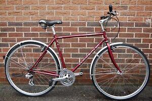 Vintage Claud Butler Legend Hybrid, City, Commuter Bike