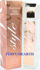 5TH AVE STYLE 4.2 OZ EDP SPRAY FOR WOMEN NEW IN A BOX BY ELIZABETH ARDEN